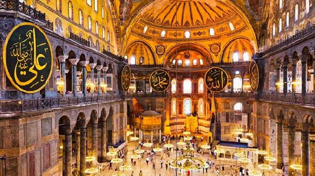 Syria to build new Hagia Sophia with Russian assistance to protest against Turkey