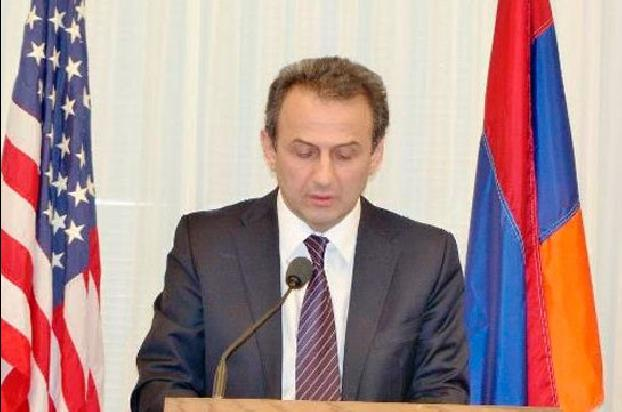 Tatul Margaryan recalled from post of ambassador to Belgium and Luxemburg