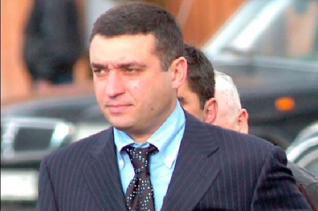 Wanted ex-MP Levon Sargsyan transferred to Armenia from Russia
