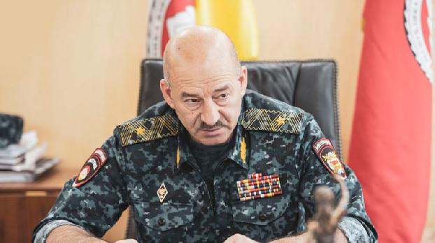 South Ossetian interior minister's car comes under fire in Tskhinval