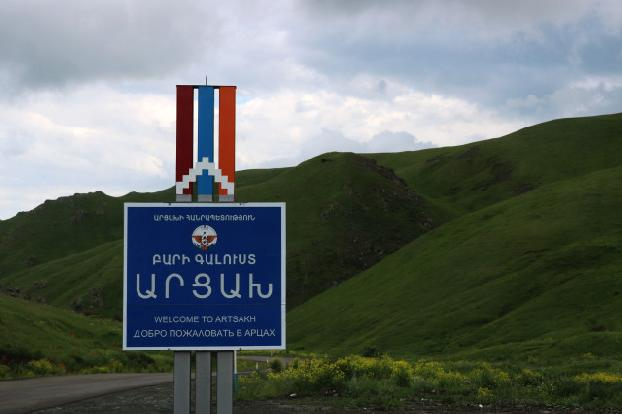 """Any economic and other creative activity in Artsakh is the """"sovereign right of Artsakh"""""""