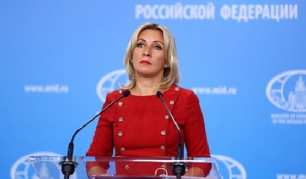 Russia MFA official representative comments on Germany FM statement on situation regarding Navalny