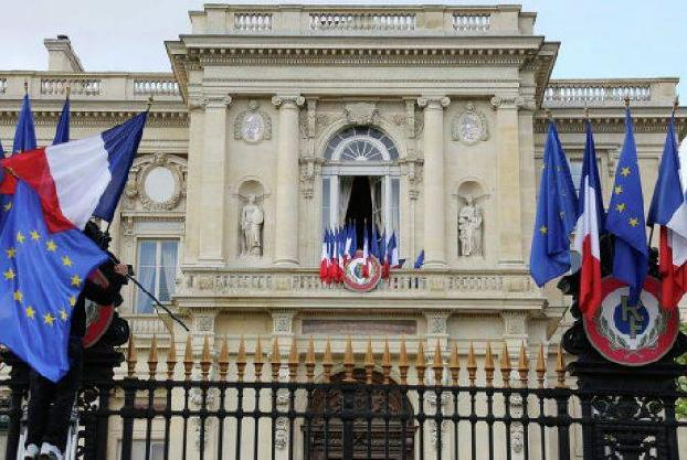 France welcomes agreement on cessation of hostilities for humanitarian purposes in NK conflict zone