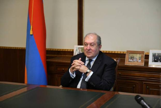 'Excluding Turkey is key to peace in Caucasus' – Armenian President tells The Critic