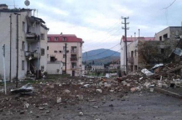 """Relatively calm"" situation in direction of Artsakh settlements"