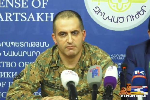 Azeri attempts to advance on Shushi thwarted – Artsakh military