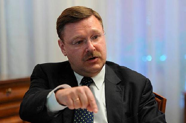 Peacekeeping mission in Nagorno Karabakh to be implemented by Russia, certain elements may be agreed with Turkey: Konstantin Kosachyev