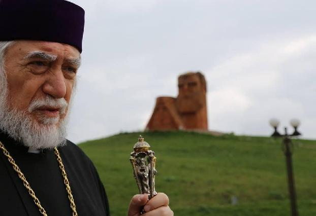 The world must know that Artsakh will remain ours today and forever – Catholicos Aram I