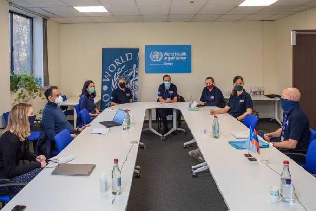 UK medics to help Armenian colleagues in COVID-19 response