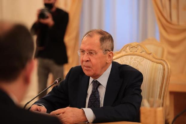 The Nagorno-Karabakh conflict still coming out of the hot phase – Lavrov
