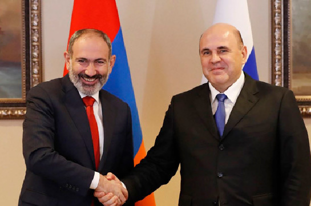 Russian PM confident Armenia-Russia partnership will continue to strengthen in 2021