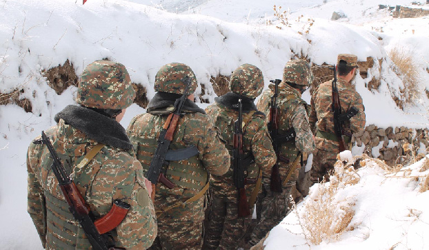 Azerbaijan trying to conceal another war crime – Artsakh Defense Army
