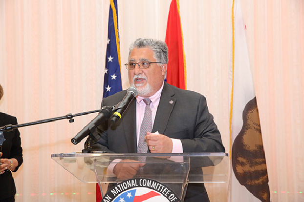 ANCA-WR Board of Directors discusses Armenia-related issues with State Sen. Anthony Portantino