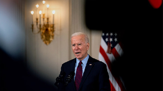 Biden warns Iran in connection with US airstrikes in Syria: Be careful