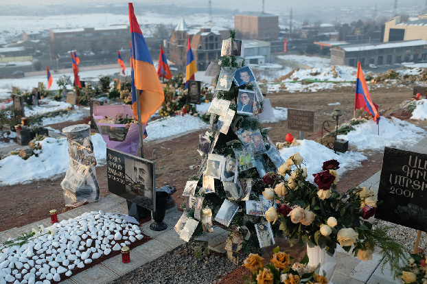 Memorial to soldiers killed in Artsakh war and the missing to be created at Yerablur