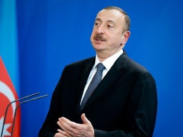 Aliyev: Armenia cannot obstruct creation of Zangezur corridor