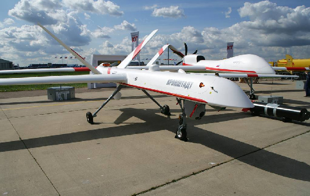 Russian-made drones could be delivered to Armenia