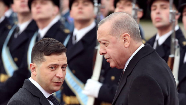 Crimea comments on promises of Turkey's Erdogan to Ukraine's Zelensky