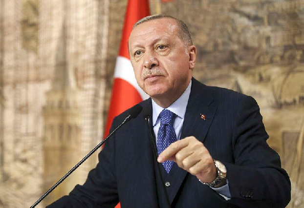 Erdogan slams Biden for support to Israel, reminds him about Armenian Genocide recognition