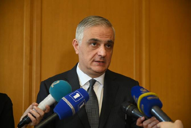 Activities of Armenia-Russia-Azerbaijan deputy prime ministerial task force do not continue at this moment – Grigoryan