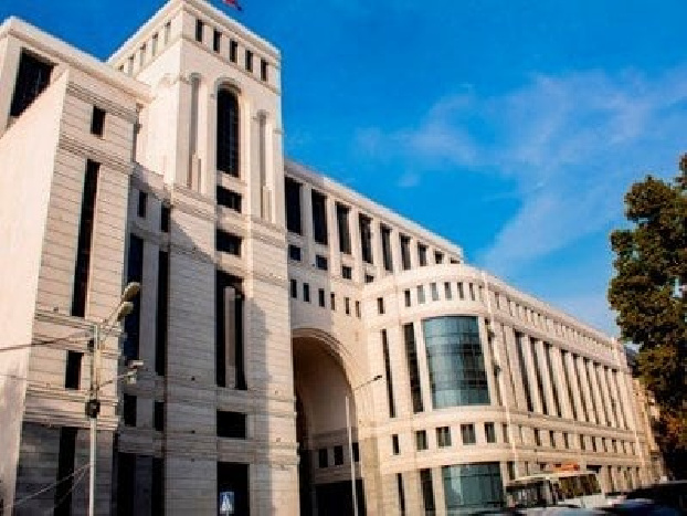 Armenia MFA information department chief: All deputy FMs carrying out their duties