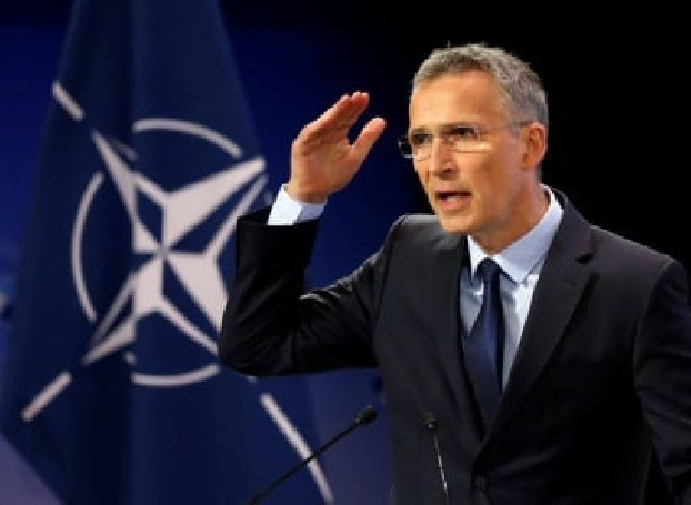 Stoltenberg says cooperation between Russia, China is challenge for NATO
