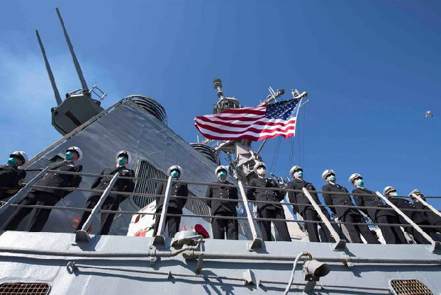 Russian Embassy urges US, allies to refrain from military training in Black Sea