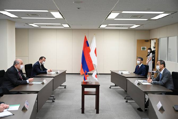 Japan's Nuclear Regulation Authority President expresses readiness to cooperate with Armenia