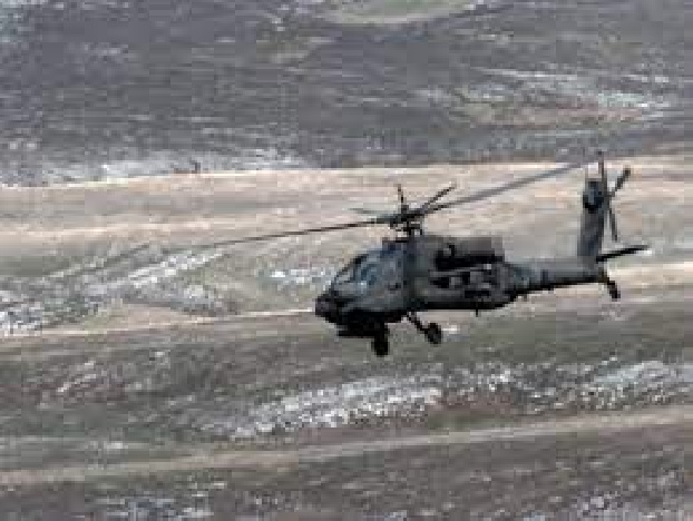 California: 4 people die in a helicopter crash