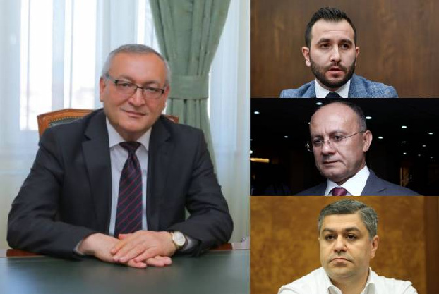 Speaker of Parliament invites heads of Armenian parliamentary factions to Artsakh