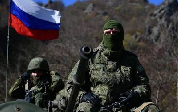 Newspaper: Commander of Russia peacekeepers in Artsakh instructs to destroy Azerbaijan equipment
