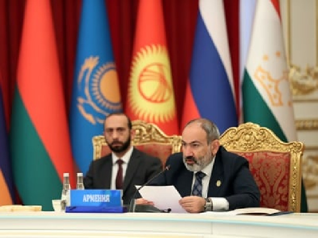 Armenia PM: CSTO potential needs to be supplemented with drone formations