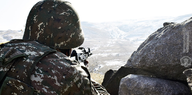 Azerbaijani forces fired at Armenian positions near Shushi on September 17, Russia MOD confirms